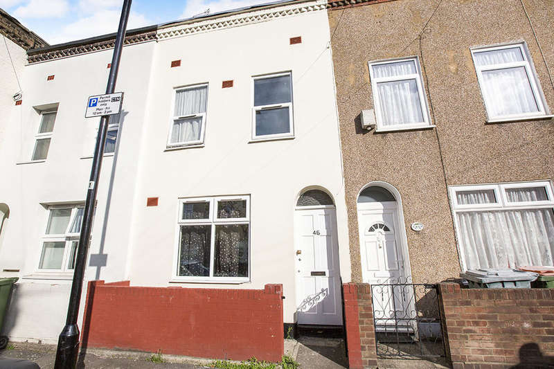 2 Bedrooms Terraced House for sale in Garfield Road, London, E13