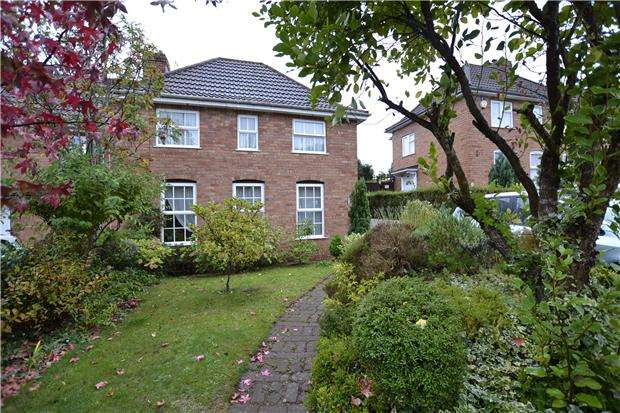 3 Bedrooms End Of Terrace House for sale in Westbury Lane, Bristol, BS9 2PS