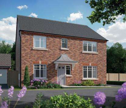 4 Bedrooms Detached House for sale in Parsons Hill, Birmingham