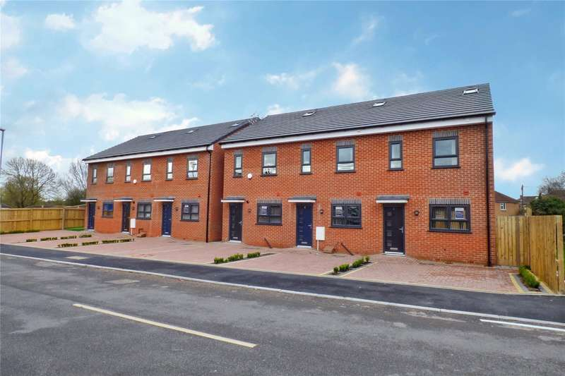 3 Bedrooms End Of Terrace House for sale in Plot 6 Brookdale Mews, Coronation Road, Failsworth, Greater Manchester, M35