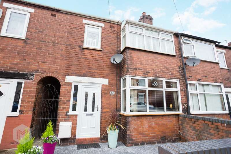 3 Bedrooms Terraced House for sale in Bright Street, Radcliffe, Manchester, M26
