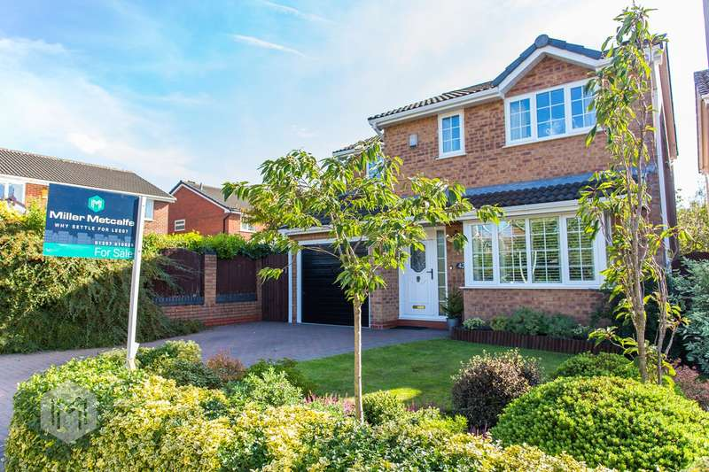 4 Bedrooms Detached House for sale in Wilderswood Close, Whittle-le-Woods, Chorley, PR6