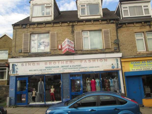 Commercial Property for sale in Manchester Road, Bradford, BD5