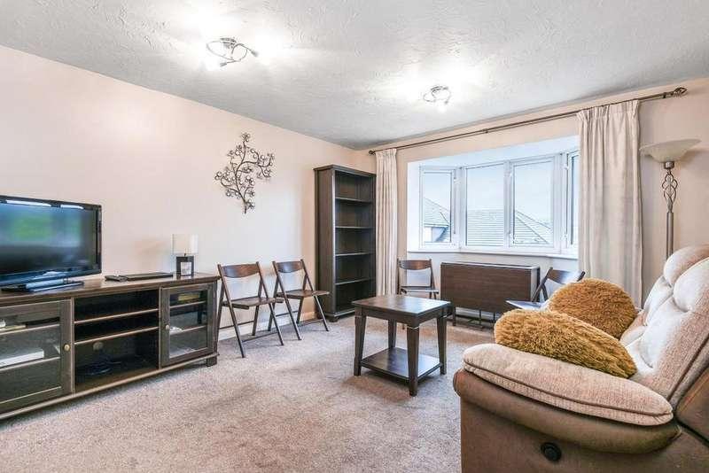 2 Bedrooms Flat for sale in Rossetti Road, Bermondsey