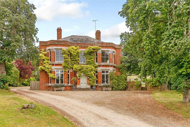 6 Bedrooms Detached House for sale in Upper Lambourn, Hungerford, Berkshire