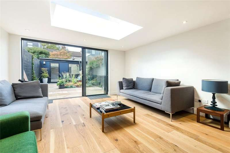 3 Bedrooms Terraced House for sale in Devonshire Road, Glebe Estate, Chiswick, London, W4