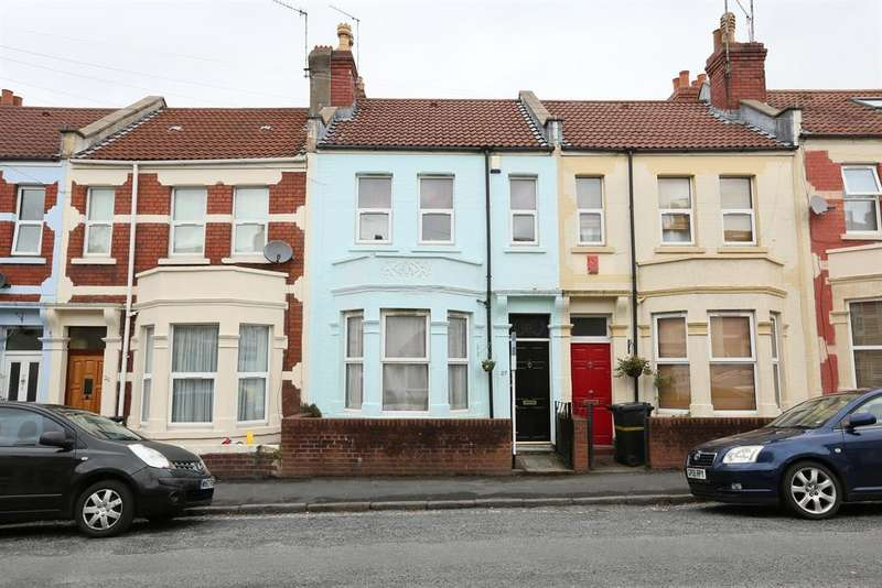 2 Bedrooms Terraced House for sale in Barratt Street, Bristol, BS5 6DE