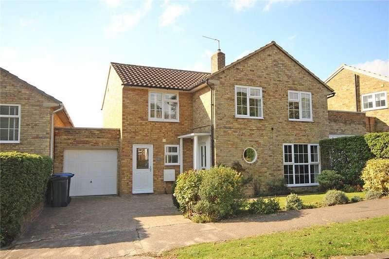 4 Bedrooms Detached House for sale in Pentley Park, Welwyn Garden City, Hertfordshire