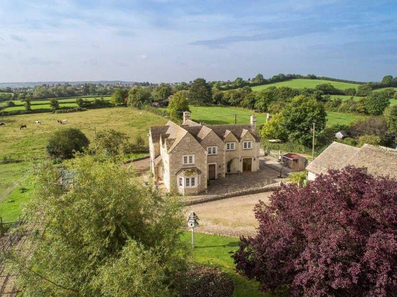 4 Bedrooms Equestrian Facility Character Property for sale in Braydonside, Brinkworth, Chippenham, Wiltshire, SN15