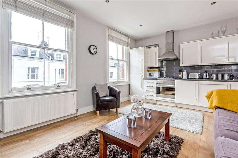 2 Bedrooms Apartment Flat for sale in Disraeli Road, Putney, SW15
