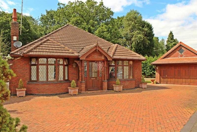 3 Bedrooms Bungalow for sale in Kareen Grove, Binley Woods, Coventry