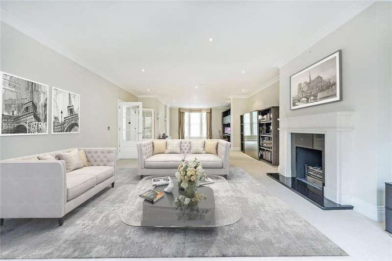 5 Bedrooms Semi Detached House for sale in Lonsdale Road, Barnes, London, SW13