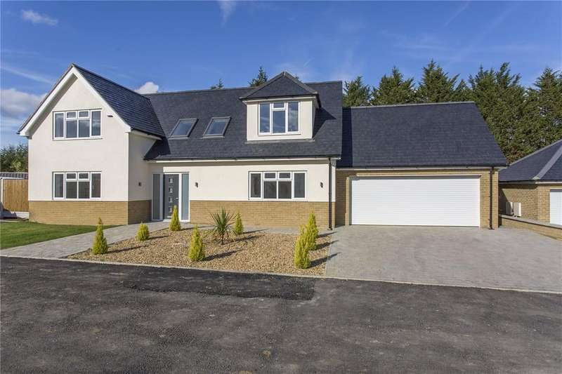 4 Bedrooms Detached House for sale in Hutton Grange, North Drive, Brentwood, Essex, CM13