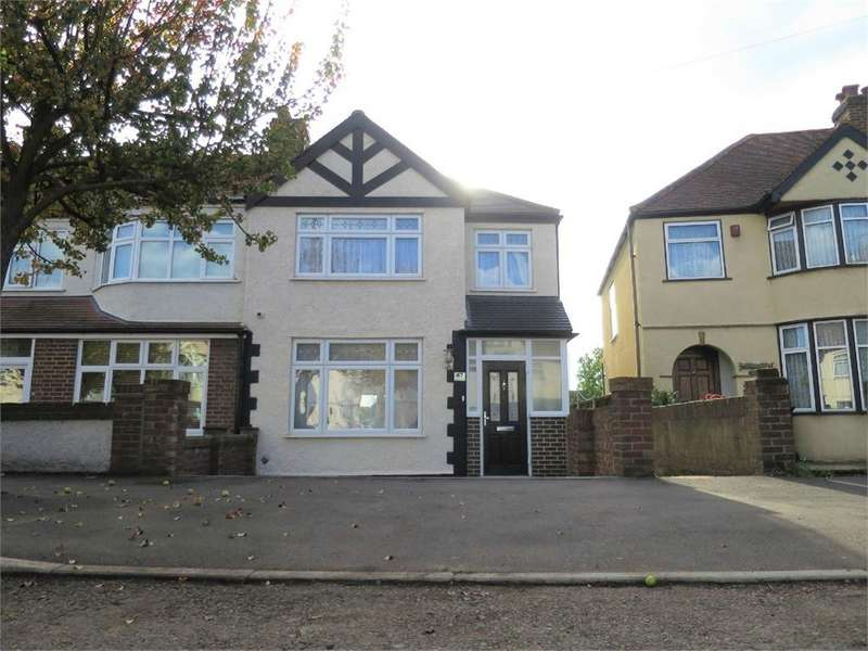 3 Bedrooms End Of Terrace House for sale in Abbey Road, Waltham Cross, Hertfordshire