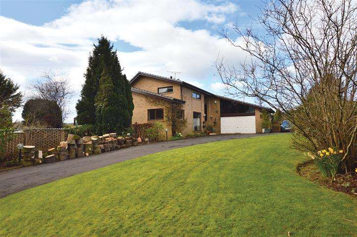 4 Bedrooms Detached Villa House for sale in 3 Endrick Way, Croftamie, G63 0DH
