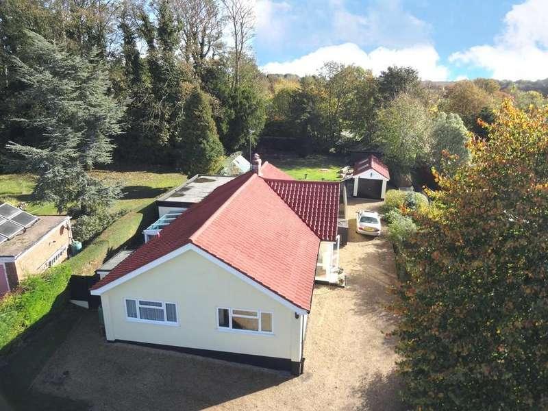 4 Bedrooms Detached Bungalow for sale in Church Close Kelsale
