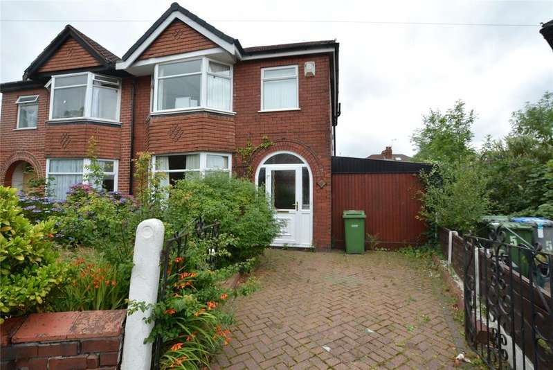 3 Bedrooms Semi Detached House for sale in Atholl Avenue, Stretford, Manchester, M32
