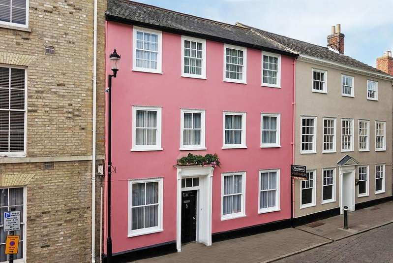 6 Bedrooms Town House for sale in Whiting Street, Bury St. Edmunds
