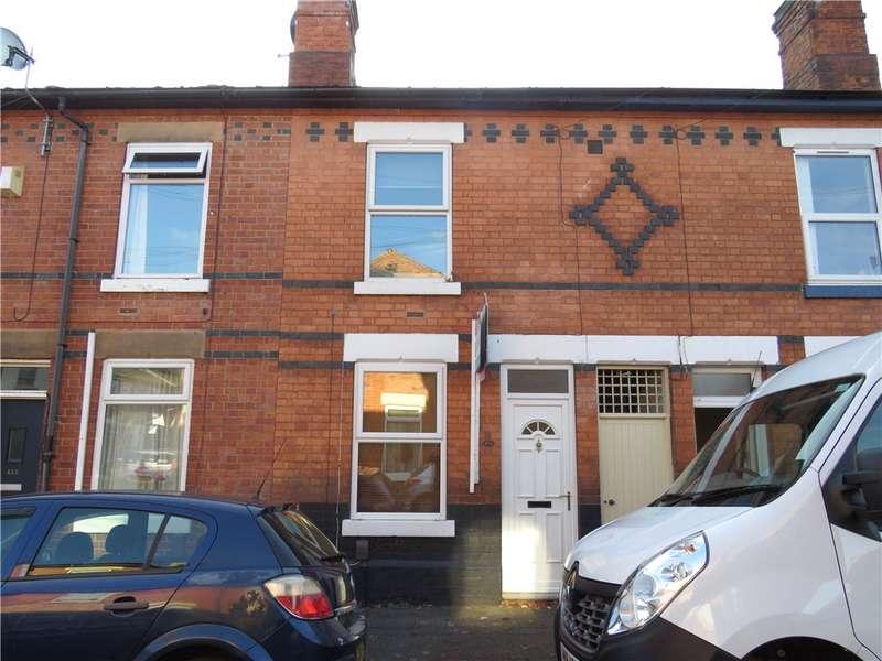 3 Bedrooms Terraced House for sale in Watson Street, Derby, Derbyshire, DE1