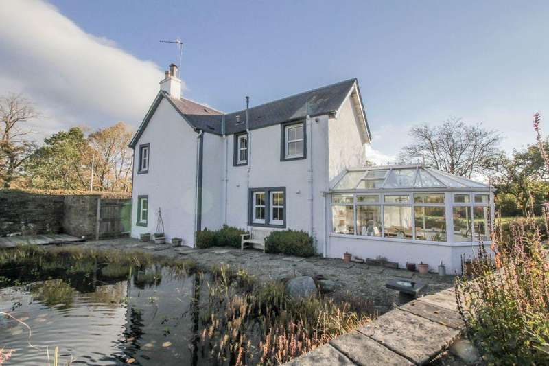 4 Bedrooms Detached House for sale in Claymires House, Buchlyvie, Stirlingshire, FK8 3NR
