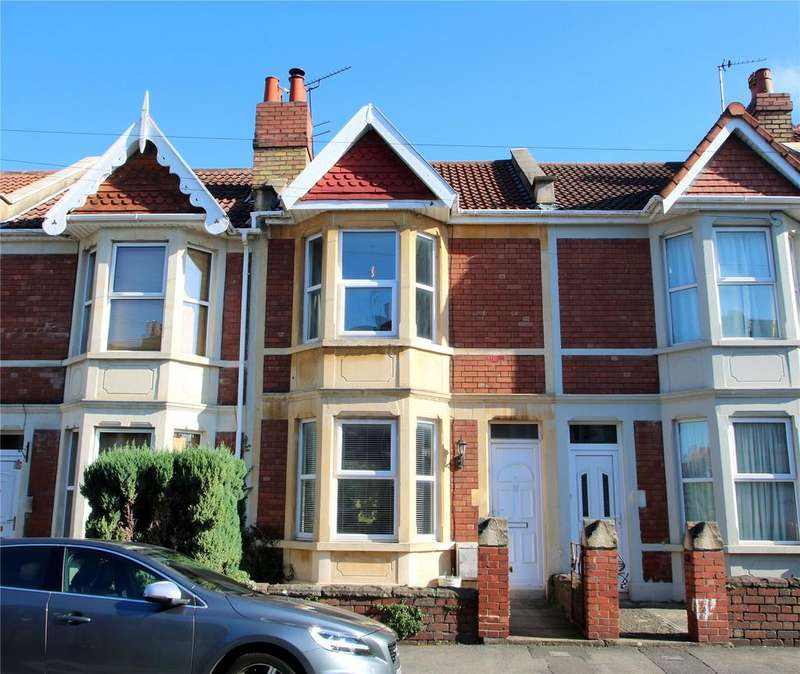 2 Bedrooms Terraced House for sale in Repton Road, Brislington, BRISTOL, BS4