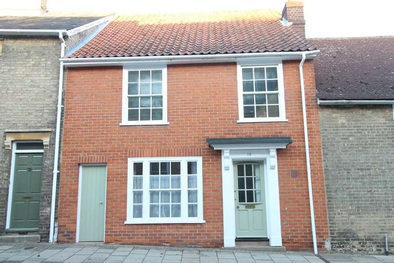 4 Bedrooms Terraced House for sale in Bury St Edmunds