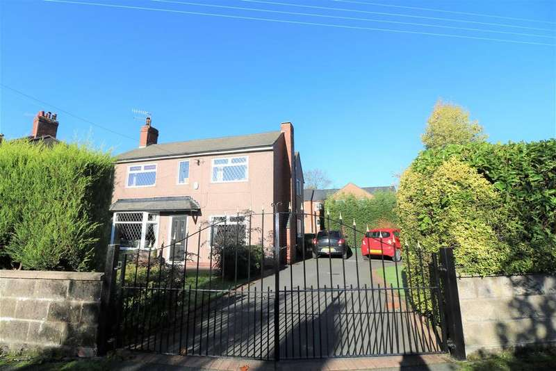 3 Bedrooms Detached House for sale in Thelma Avenue, Brown Edge, Stoke-On-Trent