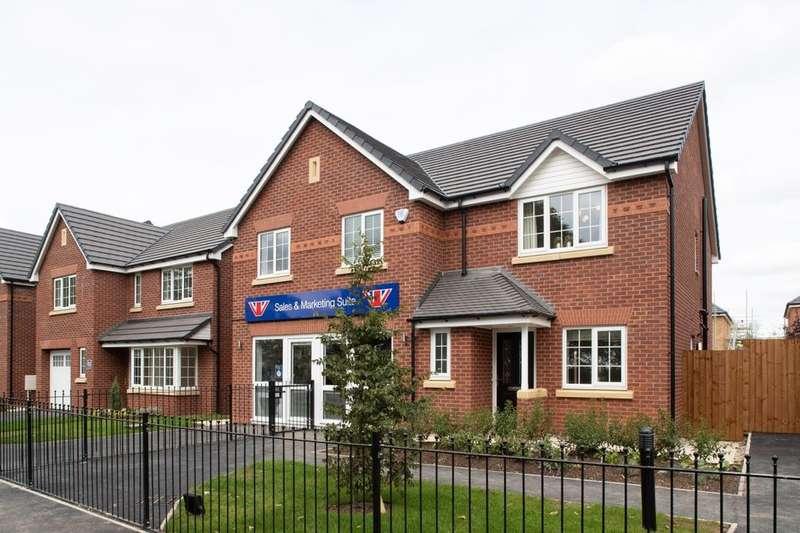 5 Bedrooms Detached House for sale in Chadwick Gardens Garstang Road, Little Eccleston, Preston, PR3