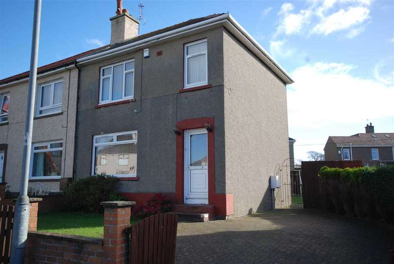 2 Bedrooms Semi Detached House for sale in Rowanside Terrace, Ardrosssan