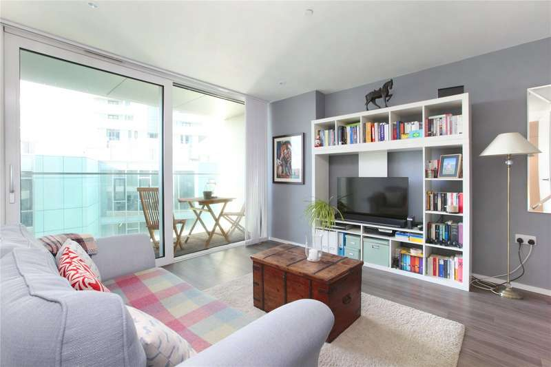 1 Bedroom Flat for sale in Buckhold Road, Wandsworth, London, SW18