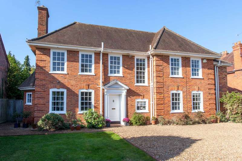 5 Bedrooms Detached House for sale in Woodcote Road, Caversham Heights