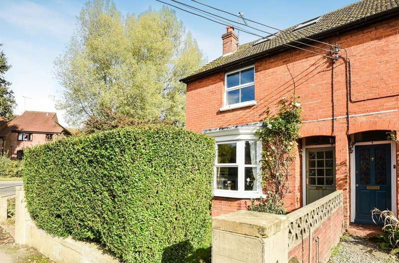 3 Bedrooms End Of Terrace House for sale in Rushes Road, Petersfield, GU32