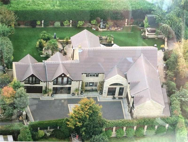 5 Bedrooms Detached House for sale in The Stables, 12 Applehaigh Lane, Notton, Wakefield, WF4