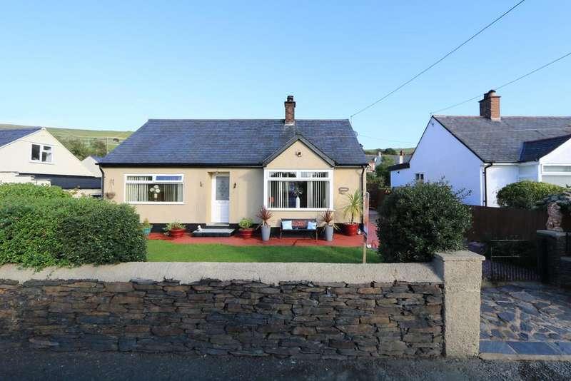 3 Bedrooms Detached Bungalow for sale in Bronant, Celynin Road, Llwyngwril, Gwynedd LL37