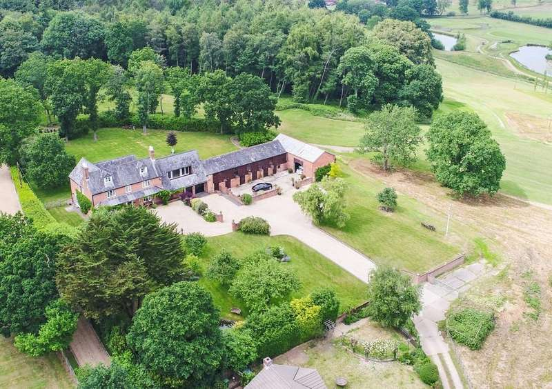 7 Bedrooms Farm House Character Property for sale in Durley, Hampshire