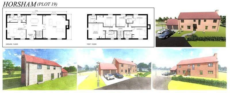 5 Bedrooms Detached House for sale in Clifton-Upon-Teme, Worcestershire, WR6