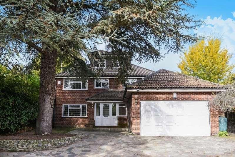 6 Bedrooms Detached House for sale in Sevenoaks Road Pratts Bottom BR6