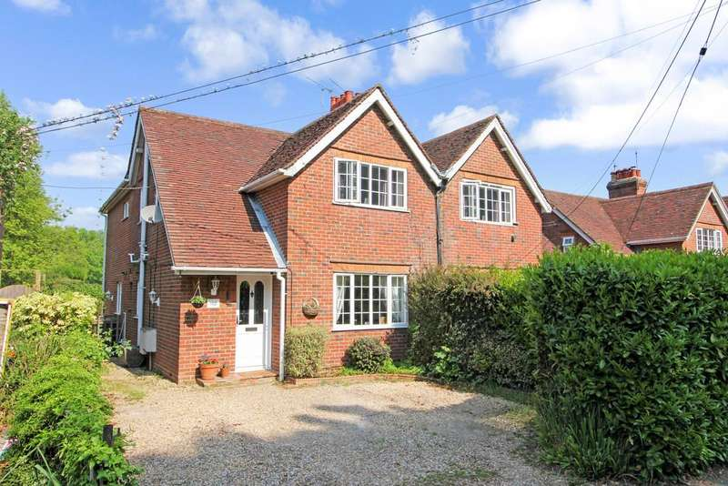 4 Bedrooms Semi Detached House for sale in St Johns Road, Hedge End
