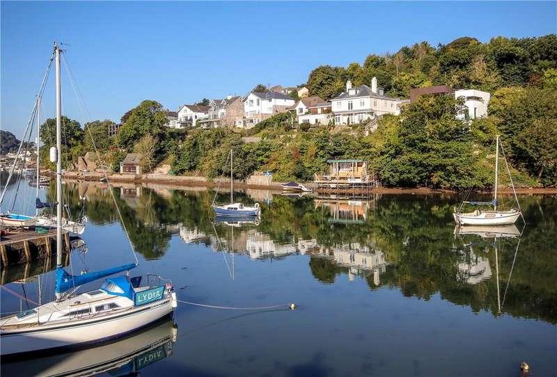 5 Bedrooms Detached House for sale in Bridgend, Newton Ferrers, Plymouth, Devon, PL8