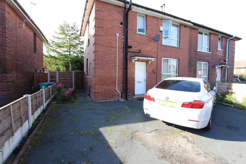 3 Bedrooms Semi Detached House for sale in Dalmeny Terrace, Queensway, Rochdale