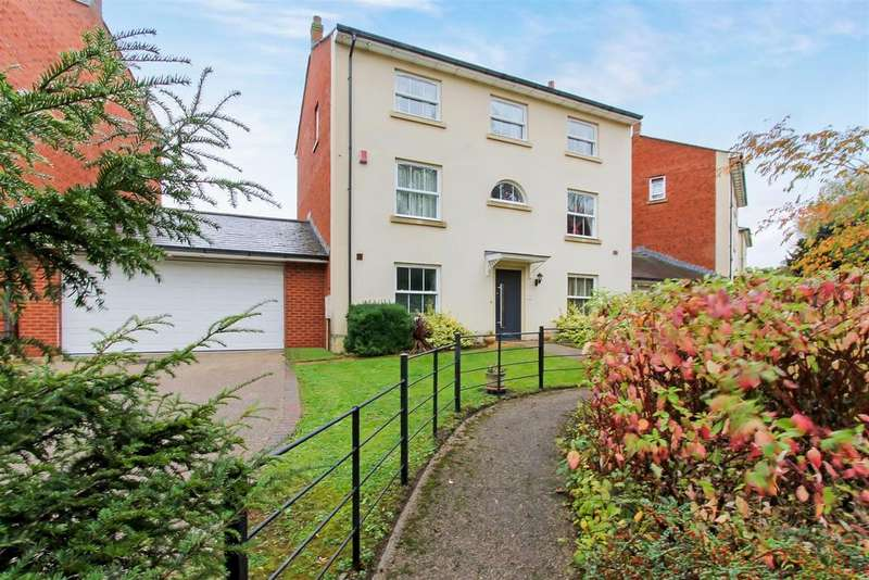 5 Bedrooms House for sale in Rowena Cade Avenue, The Park, Cheltenham