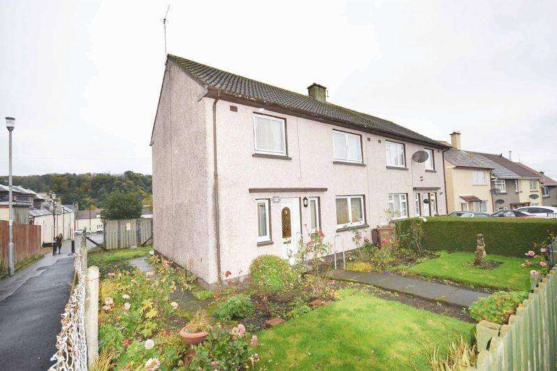 3 Bedrooms Terraced House for sale in 60 Bruce Avenue Dundonald KA2 9HT