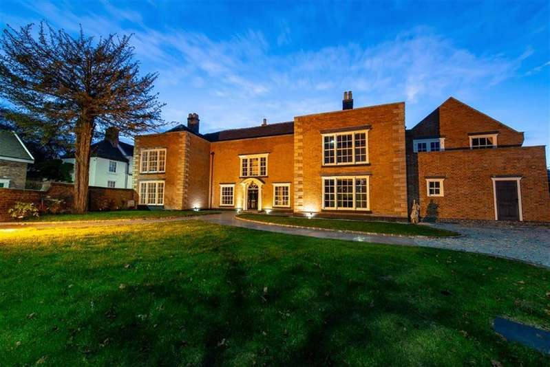 1 Bedroom Apartment Flat for sale in The Rookery, Nantwich, Cheshire