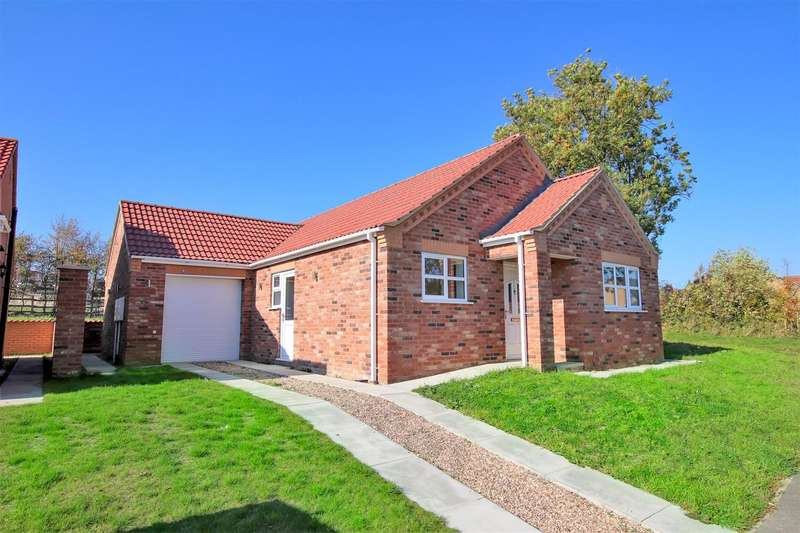3 Bedrooms Bungalow for sale in Baggaley Drive, Horncastle