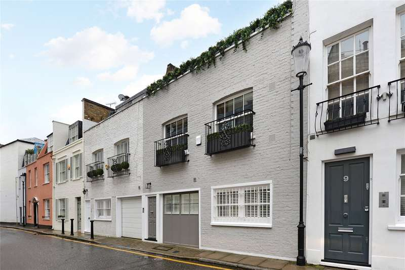 2 Bedrooms Mews House for sale in Clareville Street, South Kensington, London, SW7