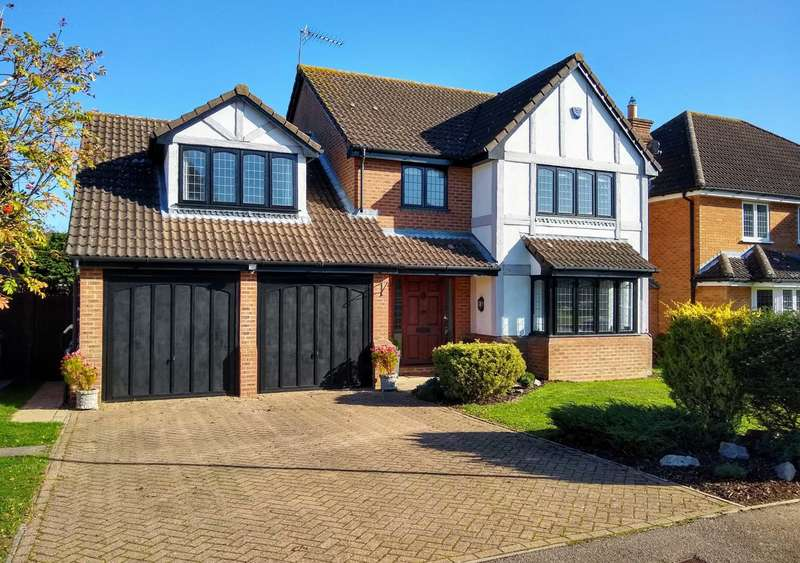5 Bedrooms Detached House for sale in EXECUTIVE DETACHED IN EXCLUSIVE PRIVATE CUL DE SAC