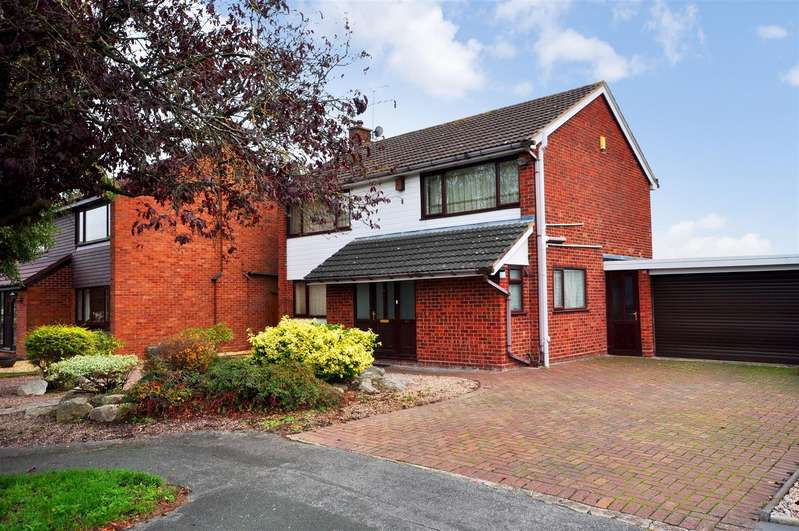 4 Bedrooms Detached House for sale in Rowcliffe Avenue, Westminster Park, Chester
