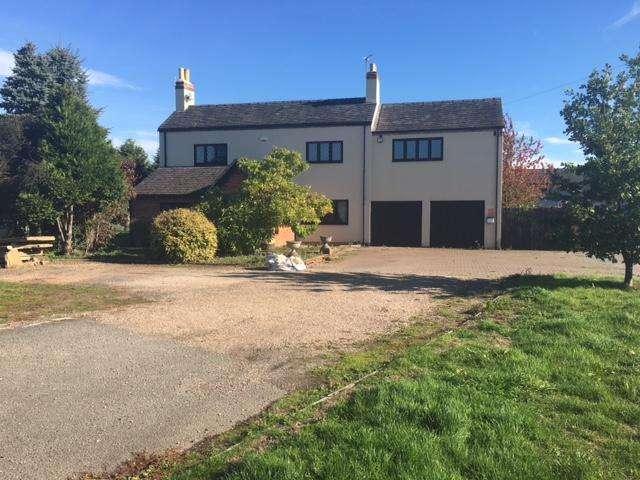 5 Bedrooms Detached House for sale in Staker Lane, Mickleover, Derby DE3