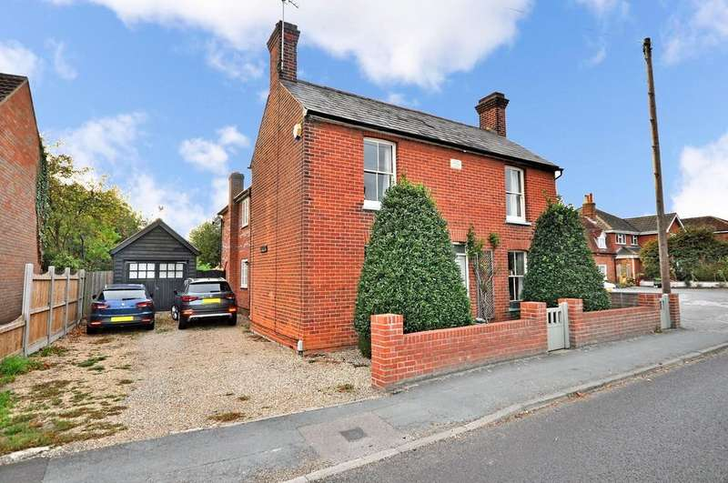 5 Bedrooms Detached House for sale in St. Johns Road, Colchester, CO4 0JW