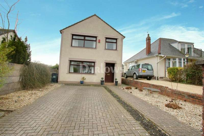 3 Bedrooms Detached House for sale in King Edward Road, Brynmawr, Blaenau Gwent